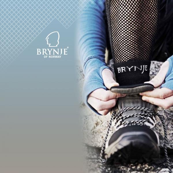 BRYNJE Wool Thermo