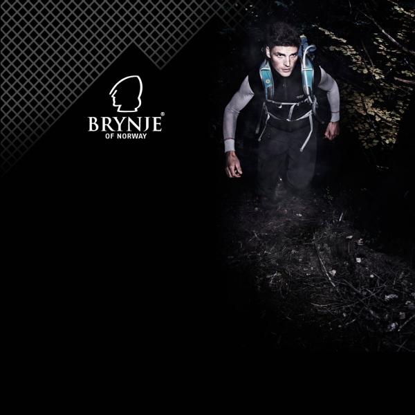 BRYNJE Wool Thermo Light